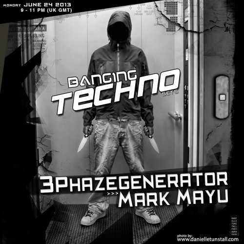 Banging Techno sets 058 >> 3Phazegenerator // Mark Mayu