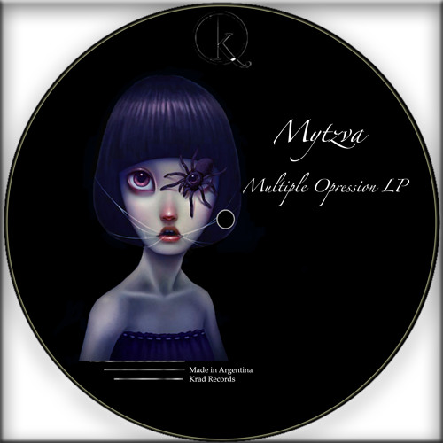 [KRD080] Mytzva - Daedalus (Original Mix) [Krad Records]