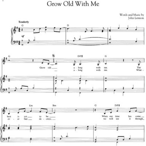 Grow Old With Me (With JC Brooks)