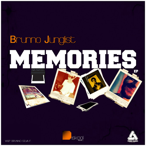 Brunno Junglist - Ravers_Diskool Records_Forthcoming