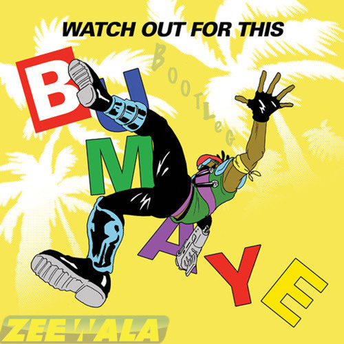 Major Lazer - Watch Out For This (Zeewala Bootleg)