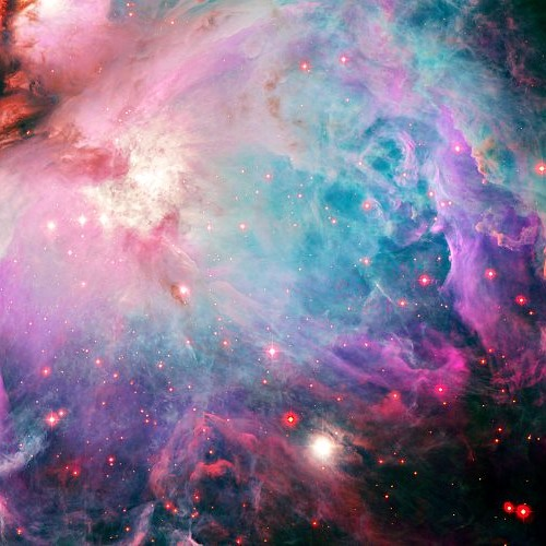 Starting Up - Space Travel in M 42