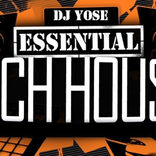 ESSENTIAL TECH HOUSE 2012 VOL 1 Mixed By DJ YOSE
