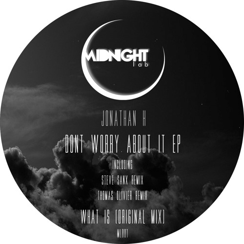 JONATHAN H - DONT WORRY ABOUT IT (STEVE SANX REMIX) AVAILABLE NOW ON BEATPORT EXCLUSIVE RELEASE