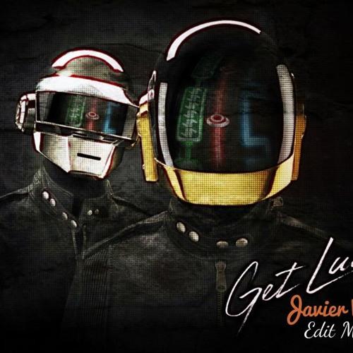 Daft Punk - Get Lucky (Javier Vargas Edit Mix)