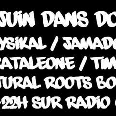 L'Neze, Jack 357, Admc, Timalomic & Jamadom - Live Radio Graf'Hit 20 juin 2013 (Mix)