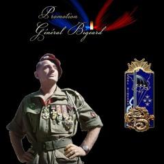 EMIA - Chant de la promotion Général Bigeard
