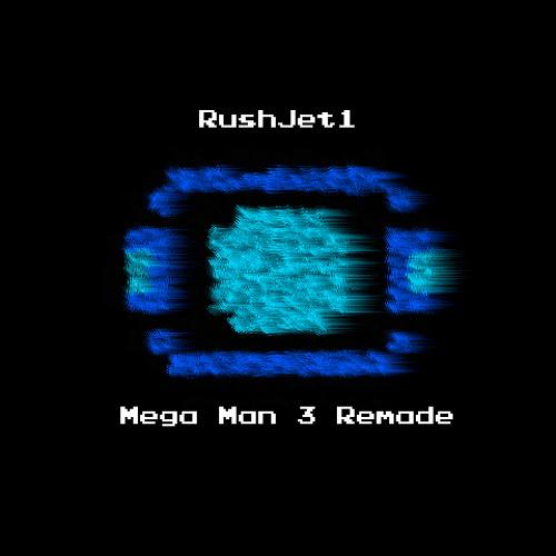 Mega Man 3 Remade - Title