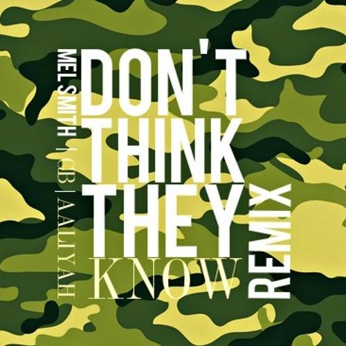 Don't Think They Know REMIX