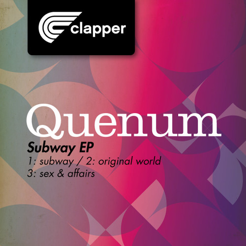 Quenum - Original World - Clapper