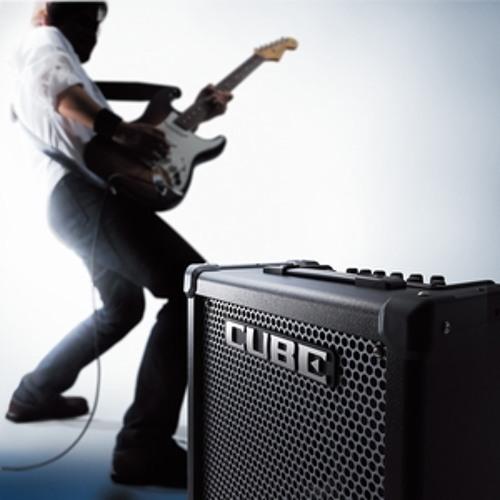 CUBE-20GX Guitar Amplifier: Sound Preview