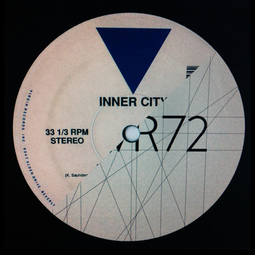 Inner City - Good Life (TWR72 Dub)
