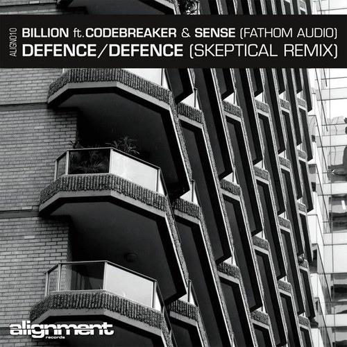 Billion feat Codebreaker & Sense (FATHOM AUDIO) - Defence (original mix).