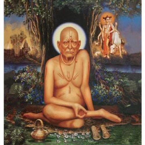 Bramhandacha karta, aarati of shri swami samartha,by vivek prabhukhanolkar