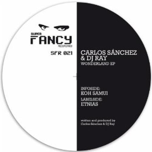 Dj Ray & Carlos Sanchez - Koh Samui (Original Mix)