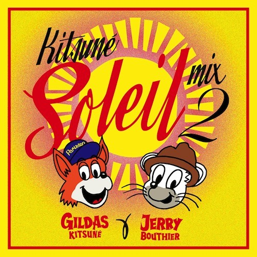 Kitsuné Soleil Mix 2 Minimix by Gildas