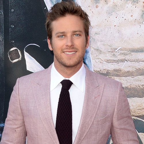 Armie Hammer Tells Story of Meeting Johnny Depp for First Time