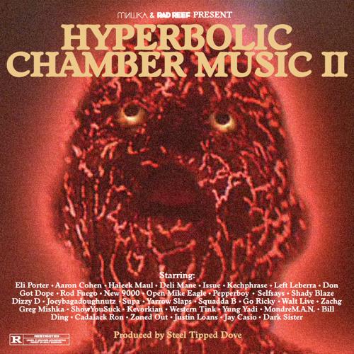 Hyperbolic Chamber Music II