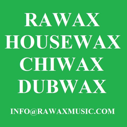 Perseus Traxx - Chiwax podcast