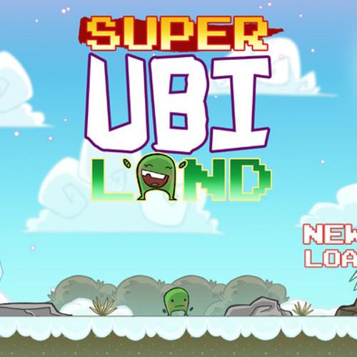 Super Ubie Land - Snowy Snowy Swing