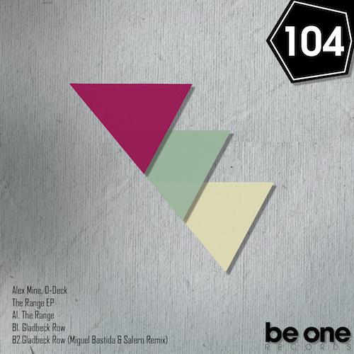 Alex Mine, D-Deck - The Range (Original Mix) PROMO 104