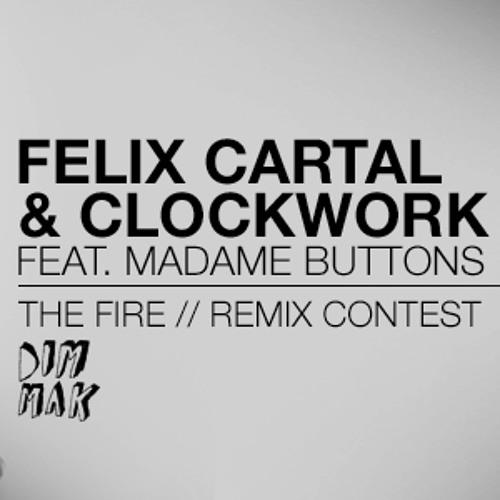 Felix Cartal & Clockwork - The Fire (Otto Coster Remix) - Free download