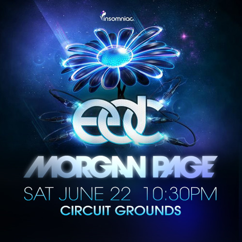 Morgan Page - Live at EDC Las Vegas 2013