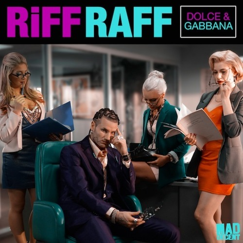 RiFF RAFF-ROOKiE OF THE YEAR 2013 [Prod. by Derek DJA Allen]
