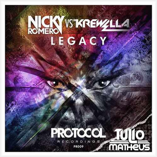 Nicky Romero & Kewella + Fedde Le Grand & Sultan - Legacy no Good (Tulio Matheus Mashup)