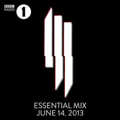 Skrillex BBC Radio 1 Essential Mix