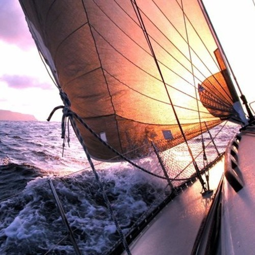 408 Rough Wind Sailing - Collab. with  Audio Police