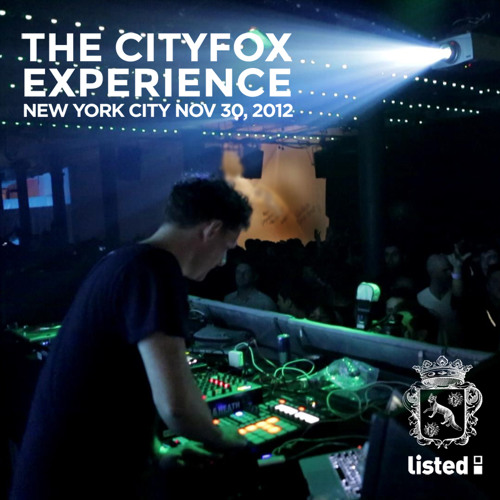 listed Podcast [004]: Mark Henning Live at The Cityfox Experience 2012