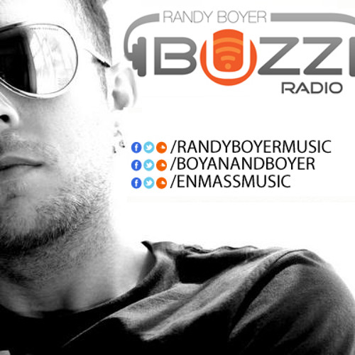 BUZZ RADIO 277 w  Randy Boyer 06-23-13