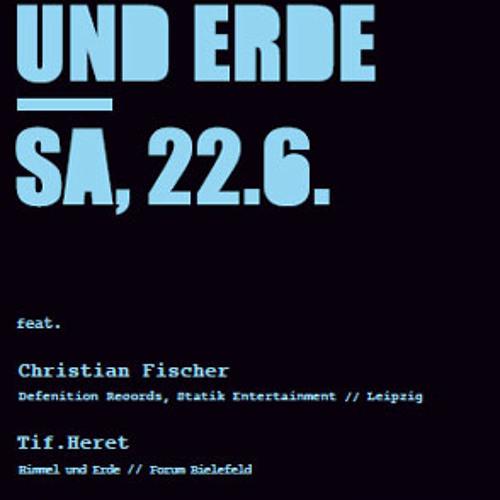 Christian Fischer Live @ Forum Bielefeld 22.06.2013