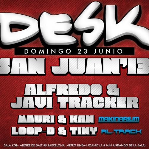 MAURI & KAN - Sesion Desk Sant Juan 2013 (Remake)
