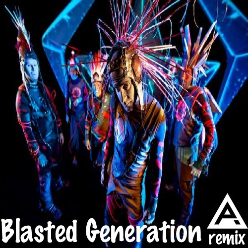 Blasted Mechanism - Blasted Generation ( P.A Rmx ) PREVIEW