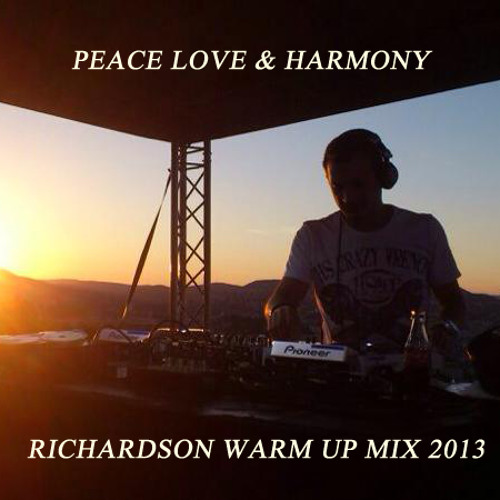 Richardson Peace Love & Harmony