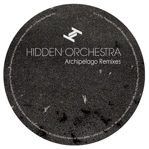 Hidden Orchestra - Fourth Wall (KELPE REMIX)