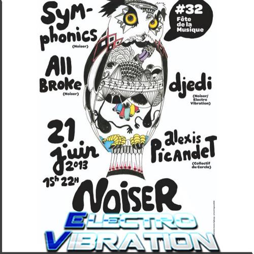 Djedi - Secret Party for Noiser & Electro Vibration - www.electro-sound.com
