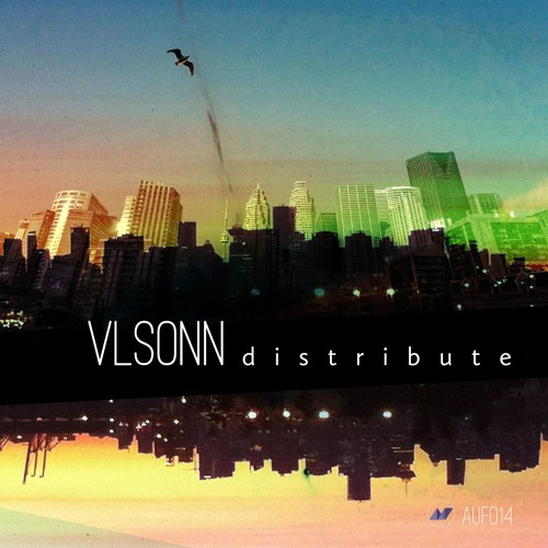 "Garnett // forth AUF014 ""Distribute"" EP"