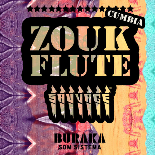 Cumbia Flute (Buraka Som Sistema - Zouk Flute - Cumbia Cover)