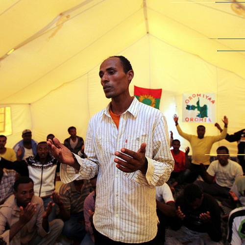 Oromos seek justice in Ethiopia