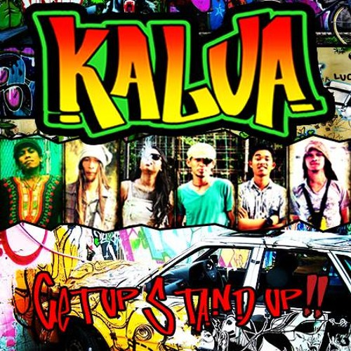 KALUA - Get Up Stand Up - War ( BOB MARLEY cover, LIVE version )