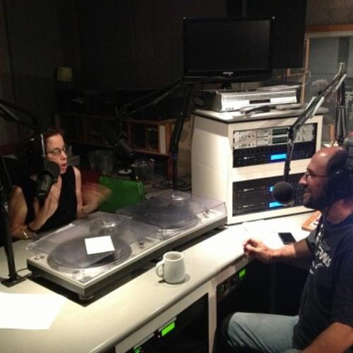 "Lynn Tejada Interview @ KPFK w/Barry Smolin ""Head Room"""