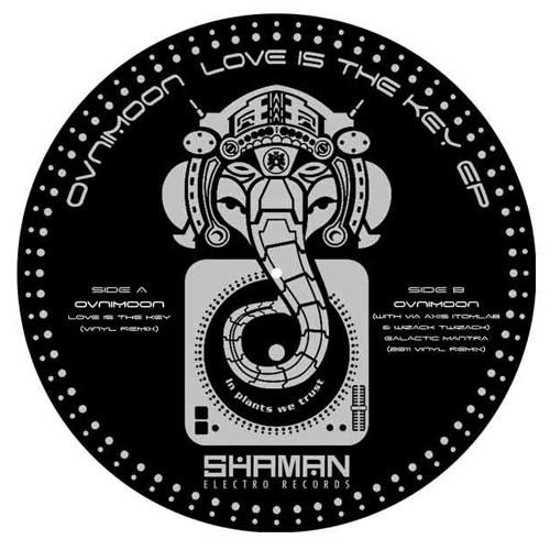 Ovnimoon - Love is the Key ( Vinyl Remix )