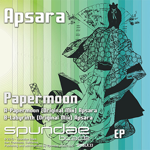 Apsara - Labyrinth [Spundae Black]