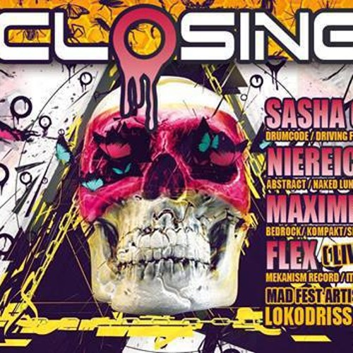 Niereich @ Closing Mad Fest Inox / Toulouse 22.6.13 (FREE DOWNLOAD)