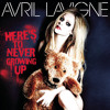 Avril Lavigne - Here's to Never Growing Up (Acoustic)