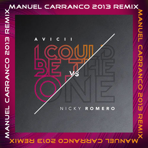 Nicky Romero, Avicci - I Could Be The One (M Carranco 2013 Remix) - FREE DOWNLOAD !!!
