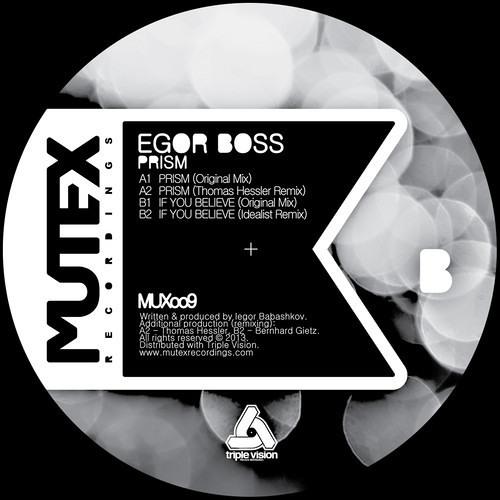 Prism (Thomas Hessler Remix) MUX009 Preview